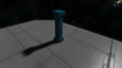 Space Engineers Help Diaginalm Building