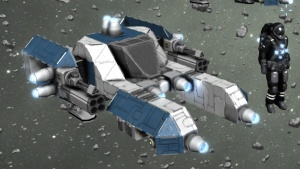 Fighter Space Engineers Wiki